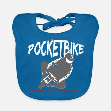 Streaker Pocketbike Racing Team - Baby Bib