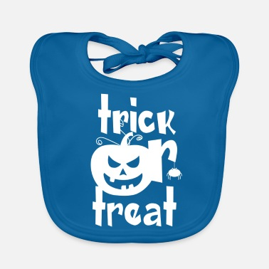 Trick Or Treat Trick Or Treat - Trick or Treat - Baby Organic Bib