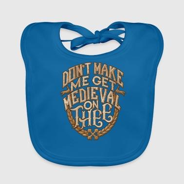 Pedir en línea Medieval Babero bebé   Spreadshirt