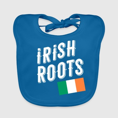 Irish roots - Baby Organic Bib