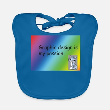 Graphic Design Graphic design - Baby Bib