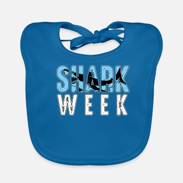 Week Shark Week - Baby Bib