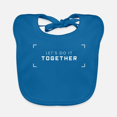 Together Together - Baby Organic Bib