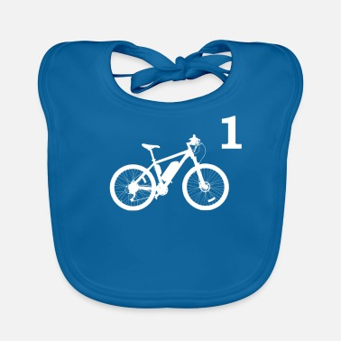 Cyclist No. 1 - Baby Bib