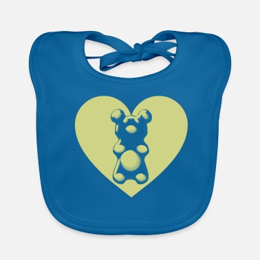 Gummy Love Gummies - Baby Organic Bib