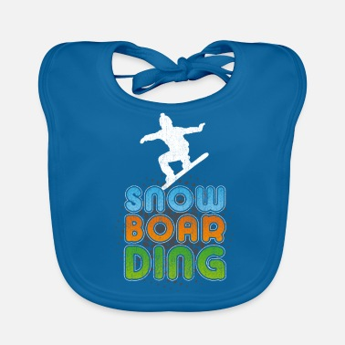 Snowboard Cool Snowboarder Freestyle Party Winter Gift - Bavaglino