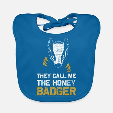 Forest Dweller Badger's forest dwellers - Baby Bib