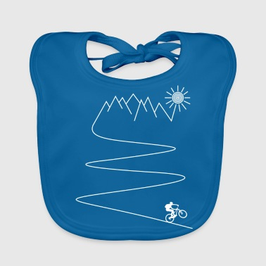 Mountain Bike MTB Mountain Bike Bicycle Cycling - Baby Organic Bib