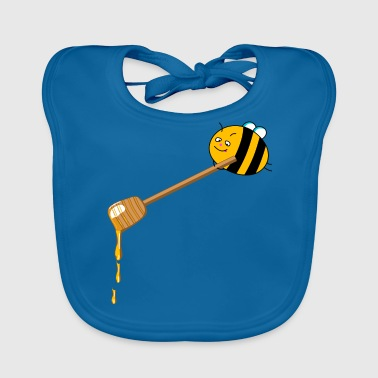 Honey bee - Baby Organic Bib