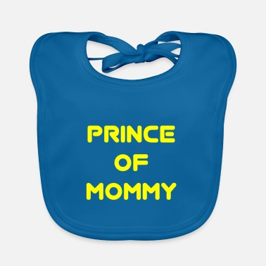 Mommy Prince of Mommy - Bio-slabbetje voor baby's