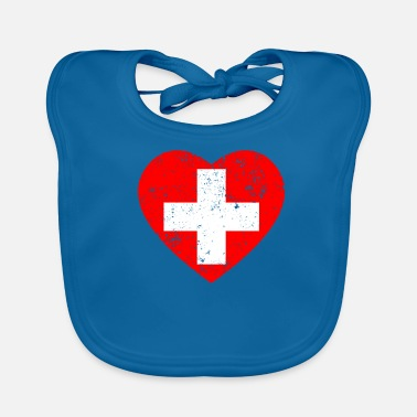 Place Of Residence Switzerland Country Home Residence Nationality - Baby Bib