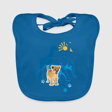 Animal Planet Animals Kid's T-Shirt - Baby Organic Bib