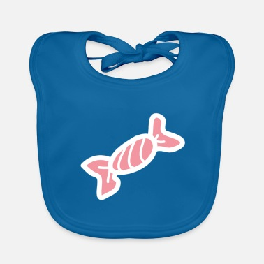 Candy Candy, candy - Baby Bib