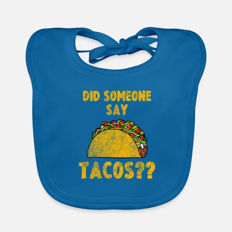 Pedir en línea Taco Babero bebé  e828dbb49dfc4