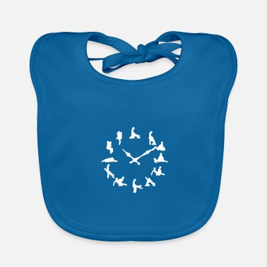 Sex Position Sex positions clock - Baby Organic Bib