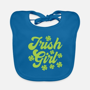 Irish Girls Irish girl - Baby Bib