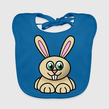 Joey the rabbit - Baby Organic Bib