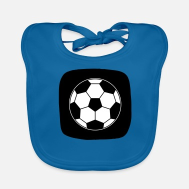 Ball Sport Icon Football Ball Sport Ball Sports - Baby Bib