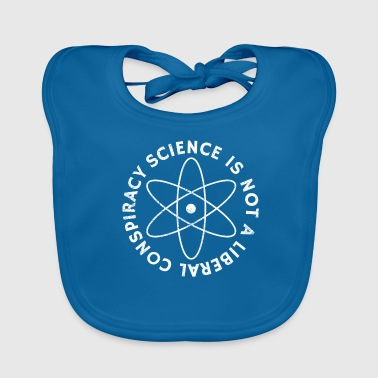 Science - Baby Organic Bib