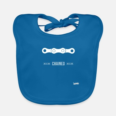 Chain Chained - Baby Bib