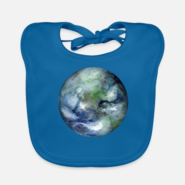 Planet Earth planet Earth - Baby Bib