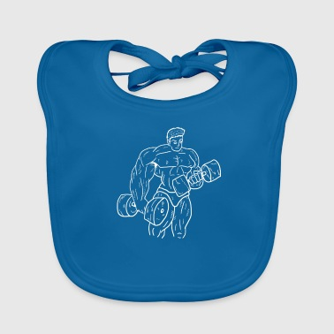 workout - Baby Organic Bib