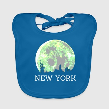 new York - Baby Organic Bib