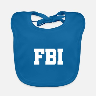 Toezicht Federal Bureau of Investigation - US Federal Bureau of Investigation - Bio-slabbetje voor baby's