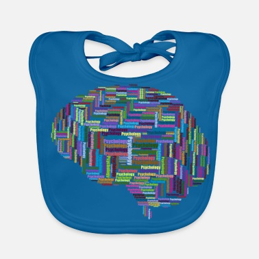 Psychology Brain Psychology - Baby Organic Bib