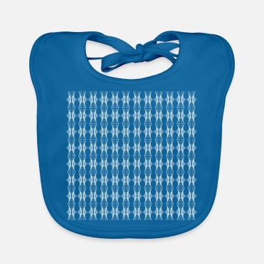 Abstract Abstract pattern - Baby Bib