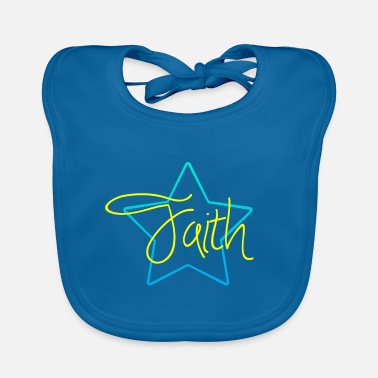 Faithful FAITH - Baby Bib
