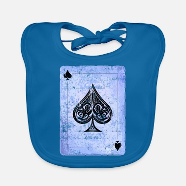 Pik Poker As Pik - Baby Bib
