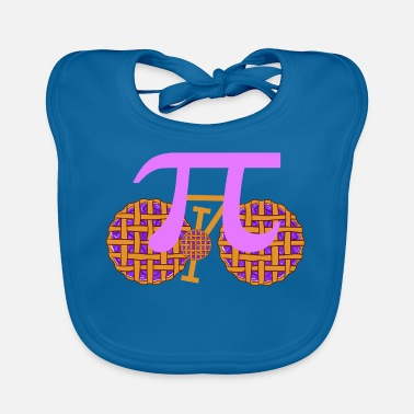 Simple As Pie...or Pi? Looking For A Pi Shirt? - Baby Bib