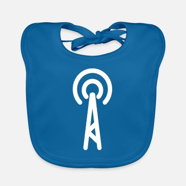 Radio Tower Radio tower - Baby Bib