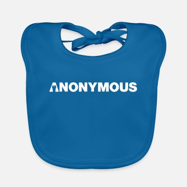 We Do Not Forgive Anonymous - We are legion - Expect us - Baby Bib