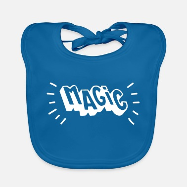 Magic Magic magic - Baby Bib