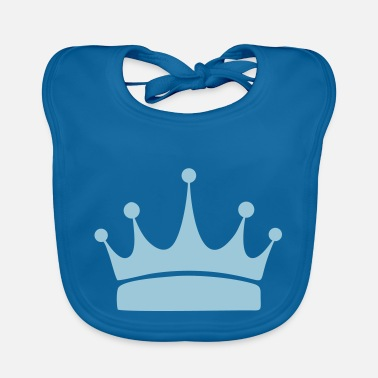 Crown for winners, print and design a T-shirt - Baby Bib
