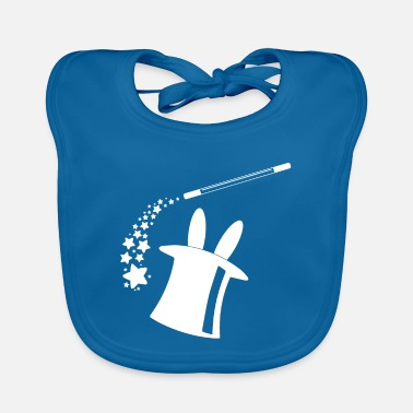 Magic Magician Magic Magical magic - Baby Bib