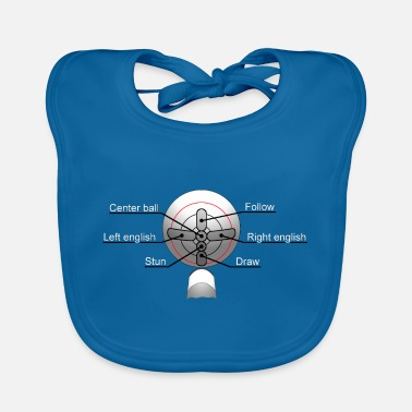 Billiards Training Pool Billiards Snooker Training - Baby Bib