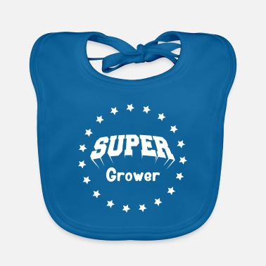Härdsmälta Super Grower fin cool present - Haklapp