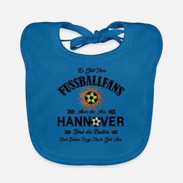 Hannover Design motif Germany - Baby Bib