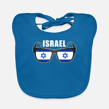 Middle East Israel Middle East - Baby Bib