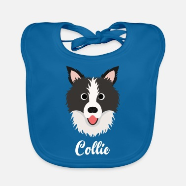 Collie Collie - Border Collie - Babero