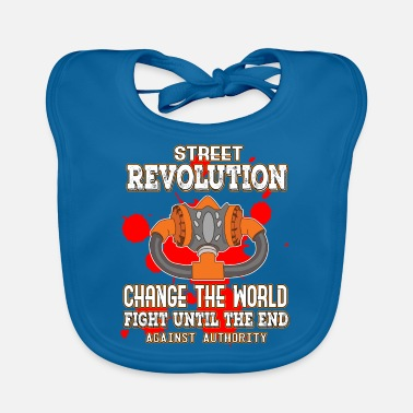 Mutiny This is the awesome revolutionary Tshirt Those - Baby Bib