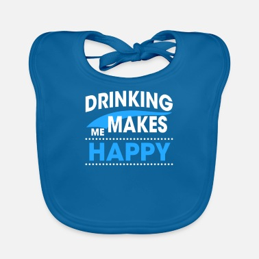 Drinks DRINKING - Baby Bib