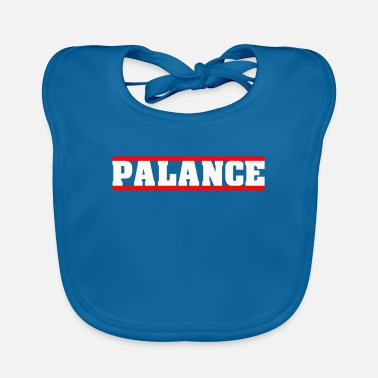 Bashment PALANCE PARTY LIME N DANCE SOCA DANCEHALL BASH - Baby Bib