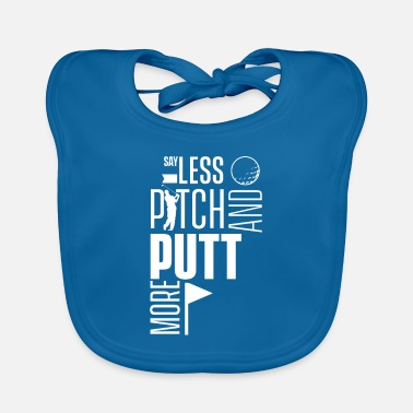 Pitch pitching - Baby Bib