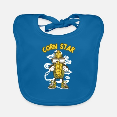 Maize Maize Cereal Grain Kernels Fruit Foodies Food - Baby Bib