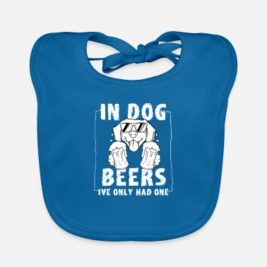 Bar-pub Dogs Dog Beer Bar Pub Pub Pils Lager Ale - Baby Bib