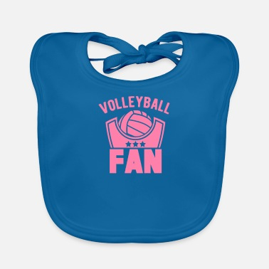 Club Volleyball Volleyball Team Game volleyball volleyball volleyball team - Baby Bib